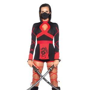 Ninja Dragon Women's Halloween Costume